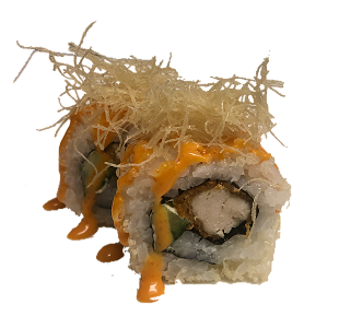 Foto Spicy Chicken roll (8st./pcs.)